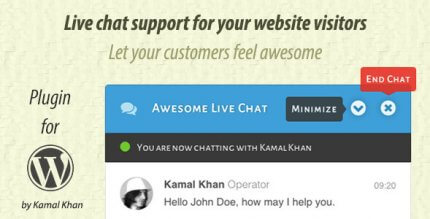 awesome-live-chat