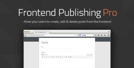 frontend-publishing-pro