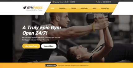 proteusthemes-gympress