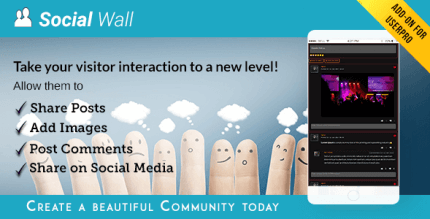 social-wall-addon-for-userpro