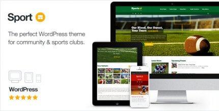 sport-wordpress