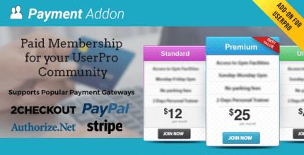 userpro-payment-addon