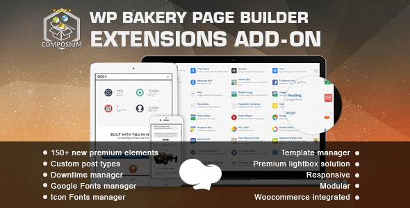 Composium 5 5 0 – WP Bakery Page Builder Extensions Addon (formerly