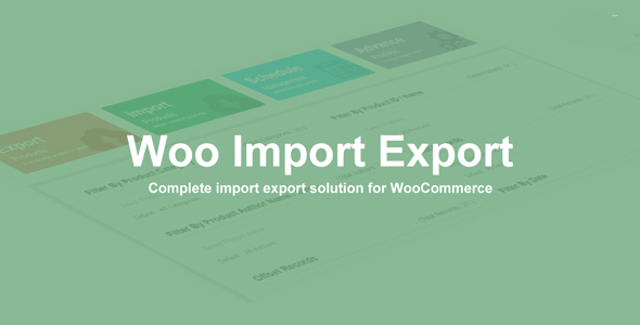 woo-import-export