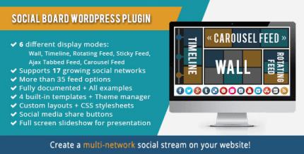 wordpress-social-board