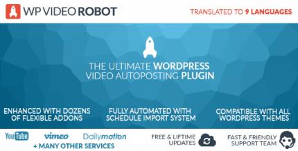 wordpress-video-robot